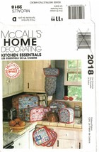 McCall's 2018 Home Decorating Kitchen Essentials Accessories Appliance C... - $10.47