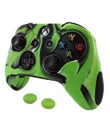 Pandaren Soft Silicone Thicker Skin Cover for Xbox One Controller Set Ca... - $10.14