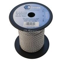 "146-092 Stens 200' Solid Braid Starter Rope Rope # 4 Diameter: 1/8"" Lesc... - $24.89"