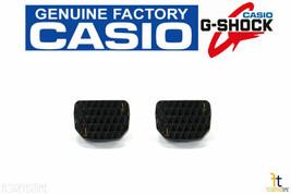 CASIO GA-100 G-SHOCK Black Bezel Push Button (2H/8H) GA-120 (QTY 2 Buttons) - $16.43