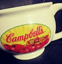 VINTAGE 2005 CAMPBELLS SOUP COLLECTIBLE BOWL / CUP ITEM # 31771 image 2