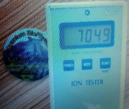 NEGATIVE ION ENERGY HEADBAND /2 ENERGY DISCS, the TESLA ION AFFECT - $11.99+