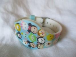 Disney Pixar Digital Wristwatch Colorful Buckle Band Cartoon Characters - $29.00