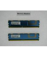 A2146192 8GB  2x4GB PC2-5300 Memory Dell PowerEdge 1900 FB 2 Rank X 4 - $89.09
