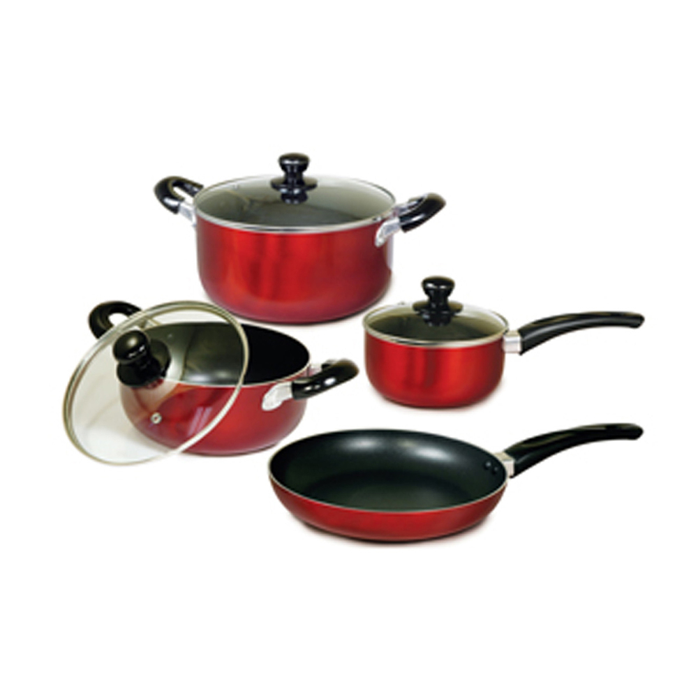 Better Chef 7-Piece Non-Stick Cookware Set image 1