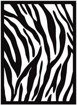 Card Sleeves Legion Events Standard CCG Size - Zebra (50) - $5.99