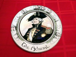 """PLATE Royal Doulton 'The Admiral' Professionals Seriesware 10 1/2"""" D6278 (CH) - $29.24"""