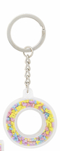 Disney Parks Mickey Mouse Bead Letter O Initial Keychain NEW - $15.90