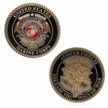 Semper Fidelis Dogs of War Challenge Coin - US SELLER - $13.54