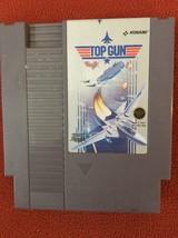 Konami Top Gun Video Game For Nintendo 1985 NES - $7.99