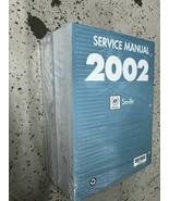 2002 CADILLAC SEVILLE Service Repair Shop Workshop Manual Set OEM GM Fac... - $296.95