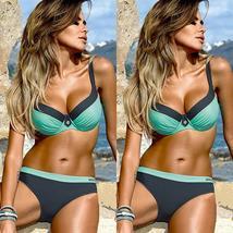 NEW Women's Padded Push-up Bra Bikini Set Swimsuit Swimwear Summer Bathing Suit image 13