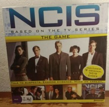 NCIS The Game Based On The TV Series Board Game New & Sealed Pressman 2010 - £10.69 GBP