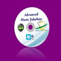 Advanced Music Jukebox Organizer Media Player Software Computer Windows ... - $9.79