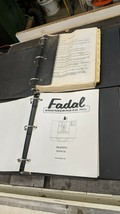 FADAL TRAINING AND USER MANUALS - $74.25