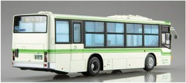 Aoshima 1/80 Mitsubishi Fuso Aero Star MP37 Osaka City Bus Model Kit w/Tracking# - $28.45