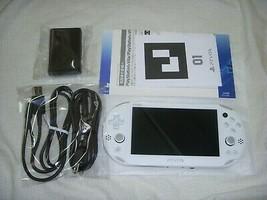 SALE PlayStation Vita Wi-Fi Console GOD EATER 2 RAGE BURST Limited Model - $245.53 CAD