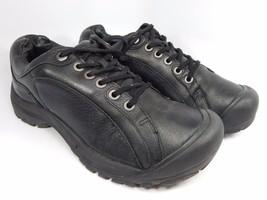 Keen Black Oxford Size US 10 M (D) EU 43 Men's Trail Walking Shoes  1365-BKFG