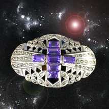 HAUNTED ANTIQUE PIN 7  RARE AND POWERFUL MASTER SECRETS HIGHEST LIGHT CO... - $10,997.77
