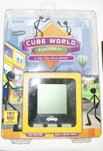Cube World Block Bash A Big City Stick Party by Radica New Sealed Ages 8+ - $18.77