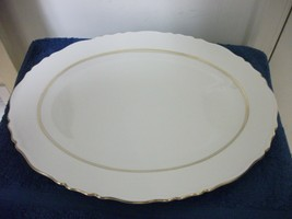 "Theodore Haviland Beekman Platter Large Plate Dish Signed 14"" Rare Discontinued - $49.99"