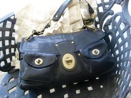 Coach - Near Mint! Black Leather Leigh Hobo Bag  - $332.50