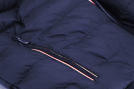 Men's Sherpa Lined Lightweight Hooded Zipper Insulated Quilted Puffer Jacket image 5