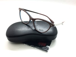 Ray Ban RB 5360 5715 Top Light Brown On Havana Blue RB 5360 5715 54MM - $77.57