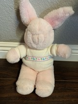 Vintage GUND Rabbit 1983/1985 - $14.00