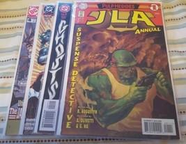 JLA Annual #1, 2, 3, 4, Justice League of America - $13.50