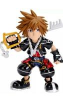 Jada Metalfigs Disney Kingdom Hearts Sora 6in Action Figure - $24.05