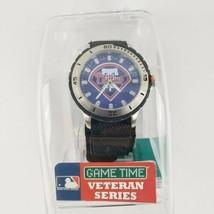 Mlb Philadelphia Phillies Game Time Wrist Watch Veteran Series New In Package - $10.00