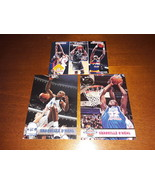 Collection of 3 Vintage Shaquille O'neal NBA Basketball Cards - $6.95