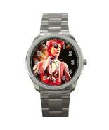David bowie 4162 sport metal watch thumbtall