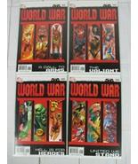 World War III #1 2 3 4 COMPLETE (2007 Mini-Series DC) New 52 - C5004 - $5.99