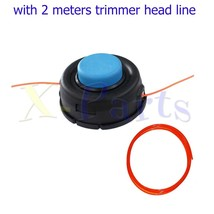 10mm Dual Line Trimmer Head for Husqvarna T35 Auto Feed Tap Head Rep 531300194 - $9.96