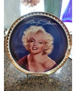 Set of 3 Bradford Exchange MARILYN MONROE The Golden Collection Collector Plates - $42.52