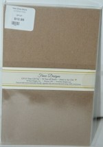 Faux Designs GP127 Posy Gift Notepad 50 Tear off Sheets image 2