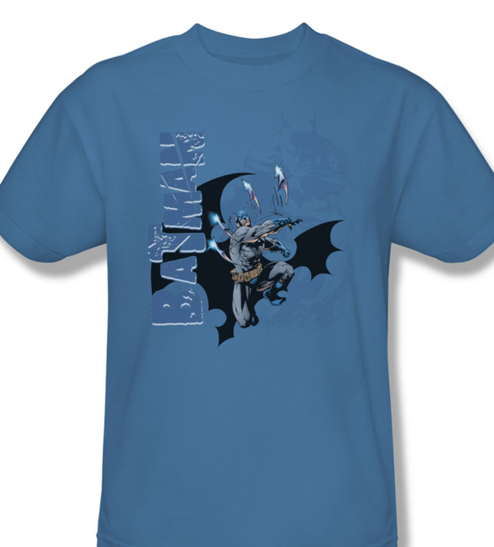 Bm1166 at batman dc comics superhero for sale online blue graphic tshirt