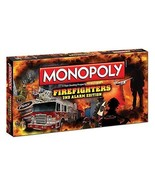 Monopoly - Firefighters 2nd Alarm Edition - $98.99