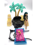 13 Wishes, Desert Fright Oasis Playset with Cleo De Nile Doll Monster High - $34.65