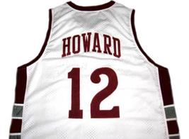 Dwight Howard #12 Saca High School Men Basketball Jersey White Any Size image 2
