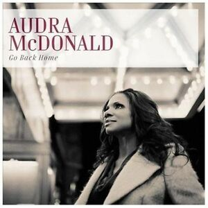 Go Back Home by Audra McDonald Ex-library CD