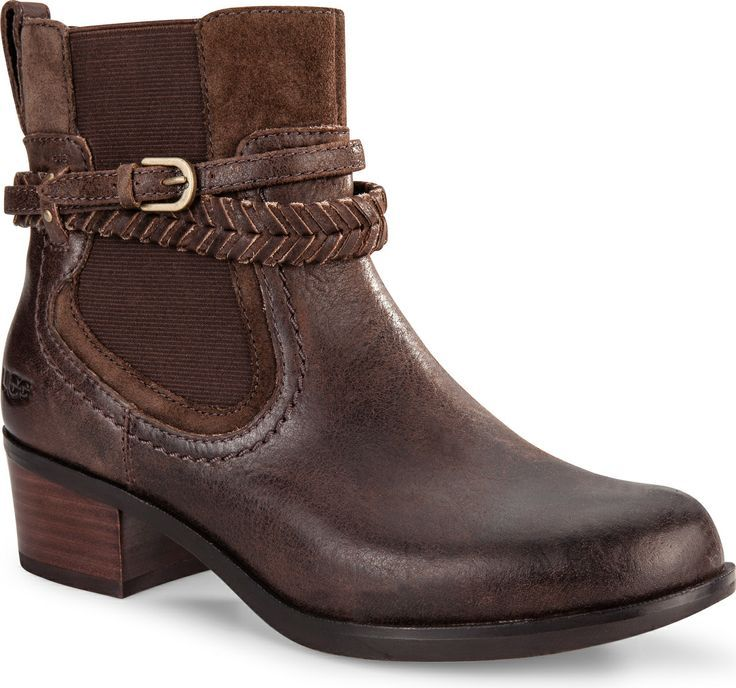 64647066fd4 UGG Australia KREWE Pull On Ankle Boots, Sz and 50 similar items