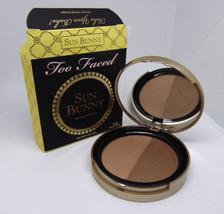 Too Faced Sun Bunny Natural Bronzer 0.35oz/10g Nib - $24.70