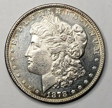 1878 7/8 TF MORGAN SILVER $1 DOLLAR Coin Lot# 519-18