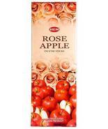 ABN Fashion Hem Rose Apple Sticks Incense Natural Fragrance Hand Rolled ... - $11.26