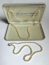 "Vintage Mallorca Sterling Silver Pearl Necklaces 18"" 24"" 6mm MINT Majorc... - $96.75"
