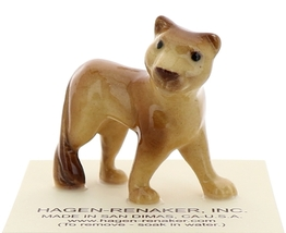 Hagen-Renaker Miniature Ceramic Wildlife Figurine Lion Mama