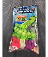 ZURU Bunch O Balloons Self-Sealing Water Balloons Pink White Purple - $11.10